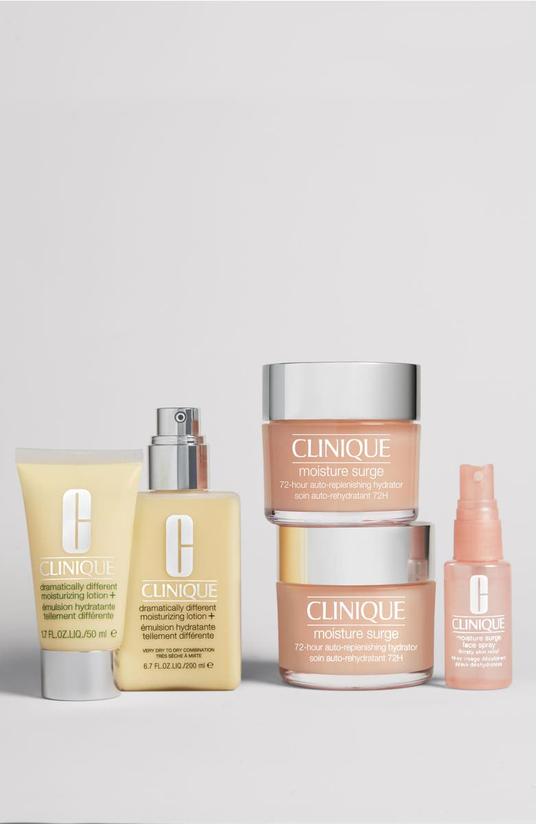 Clinique Moisture Surge 72-Hour Set ($154 Value) | Nordstrom