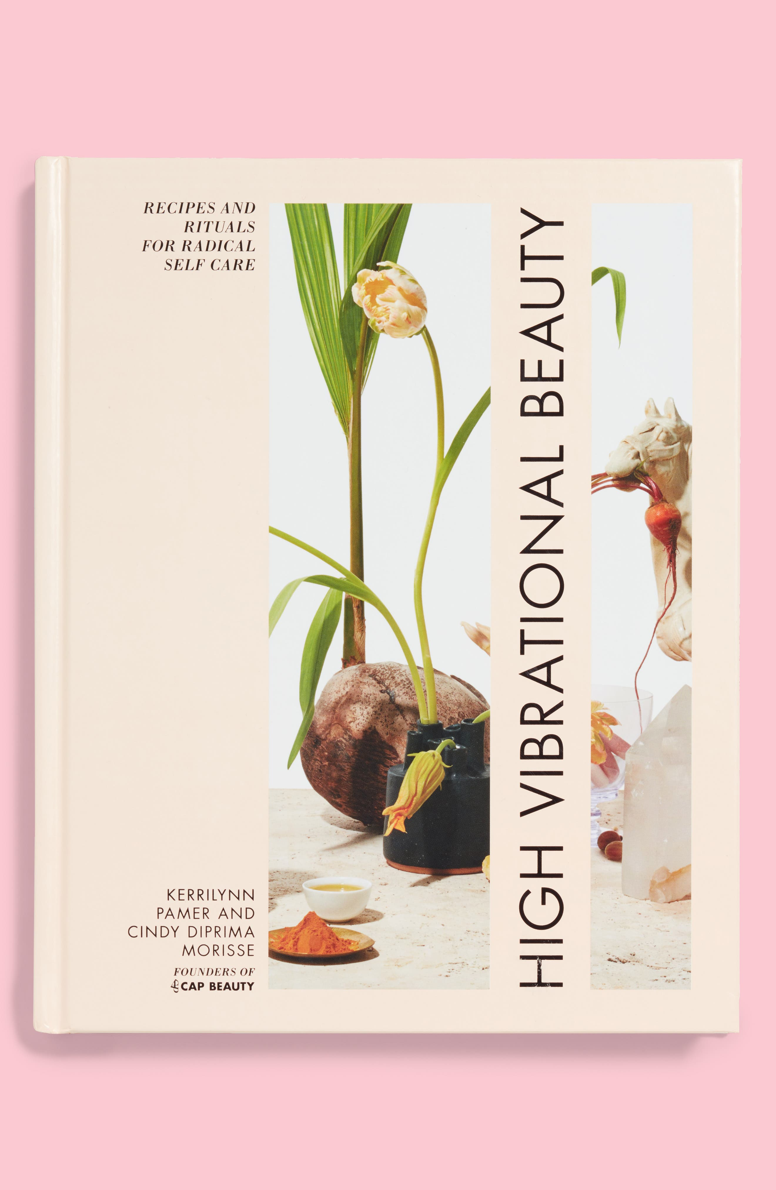 High Vibrational Beauty Book,                         Main,                         color, Beige