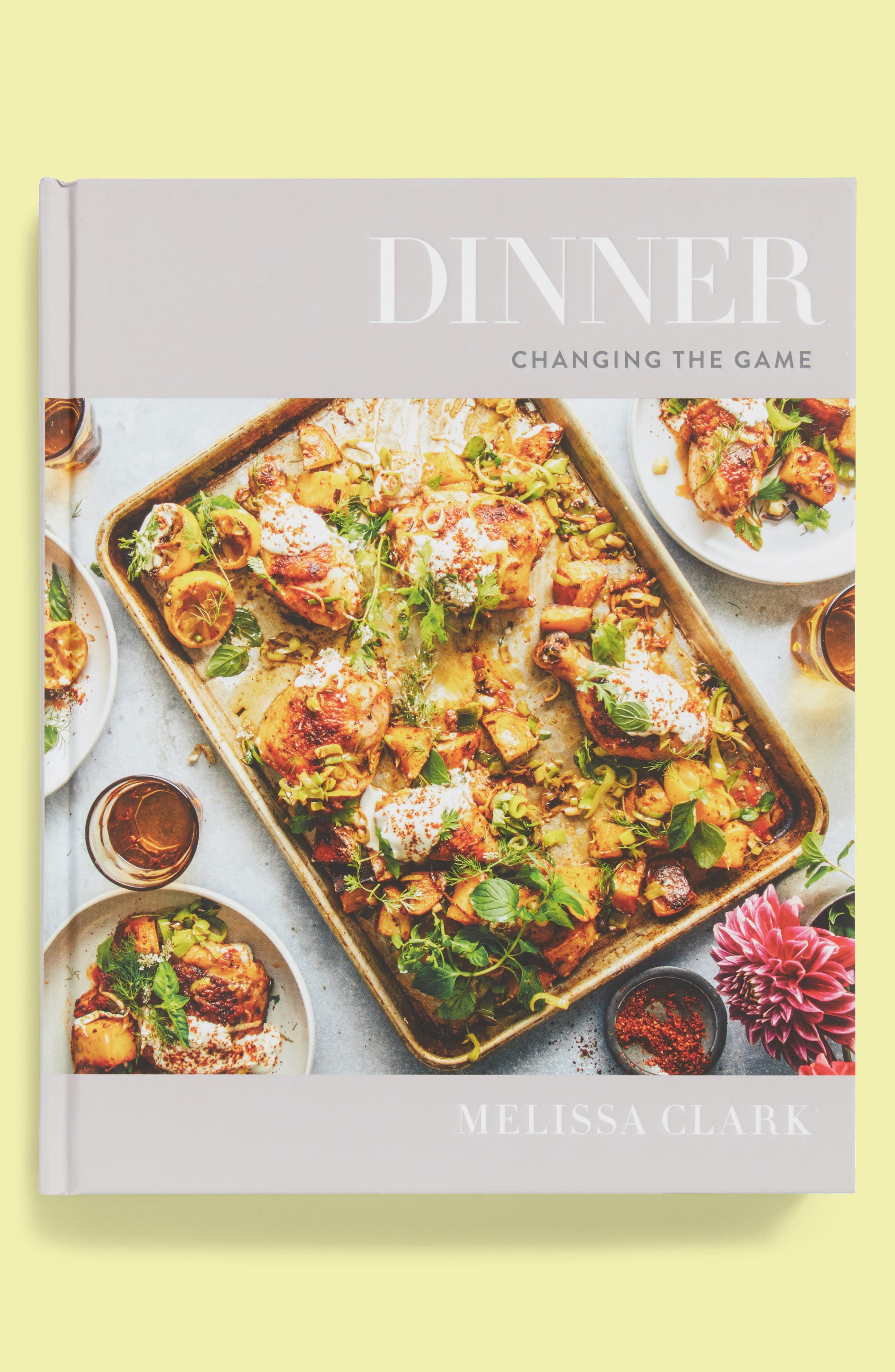 Dinner: Changing The Game Cookbook,                         Main,                         color, Multi