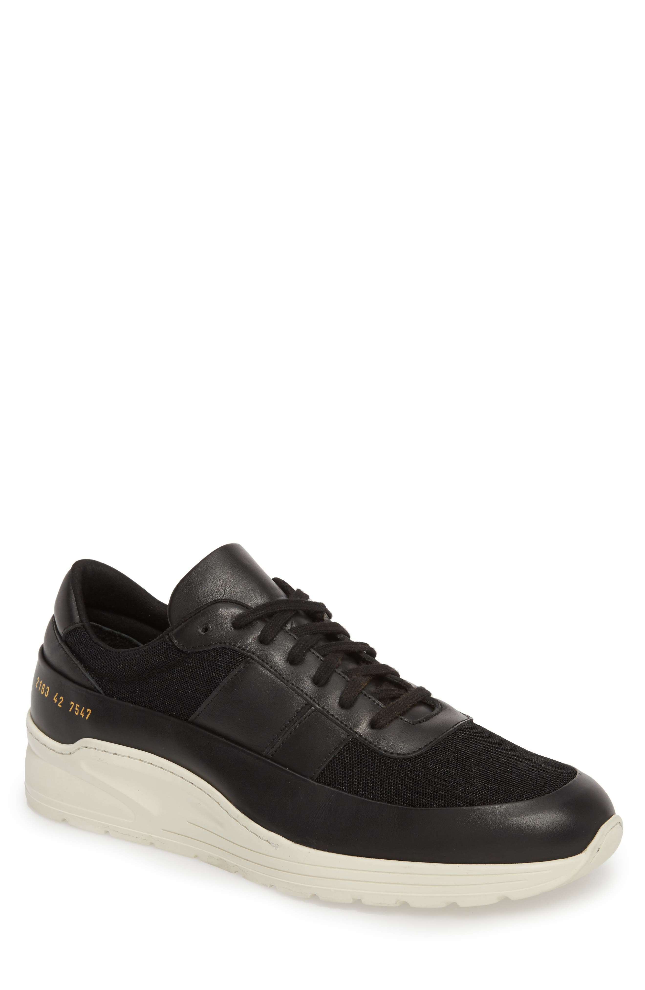 COMMON PROJECTS TRACK SUPER LOW TOP SNEAKER