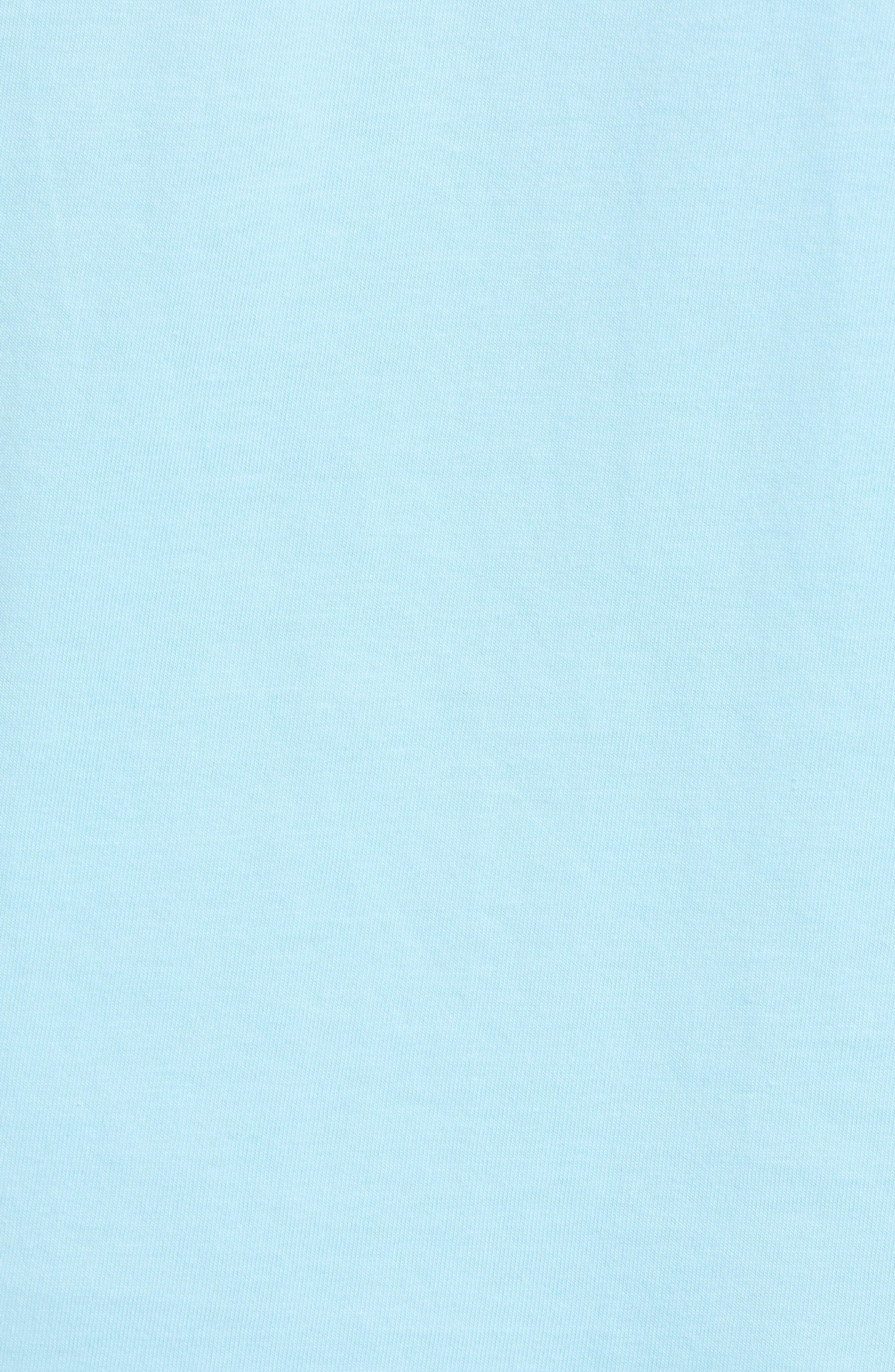Complete Transparency T-Shirt,                             Alternate thumbnail 4, color,                             Bowtie Blue