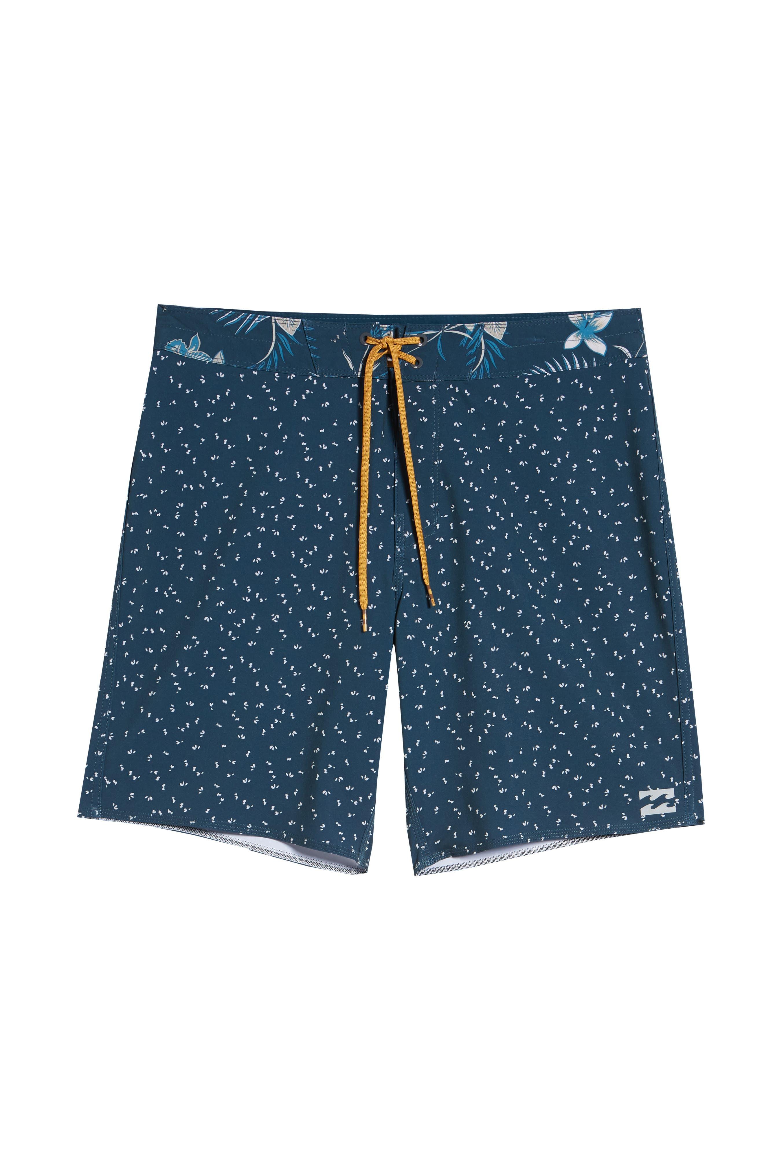 Sundays X Board Shorts,                             Alternate thumbnail 4, color,                             Indigo