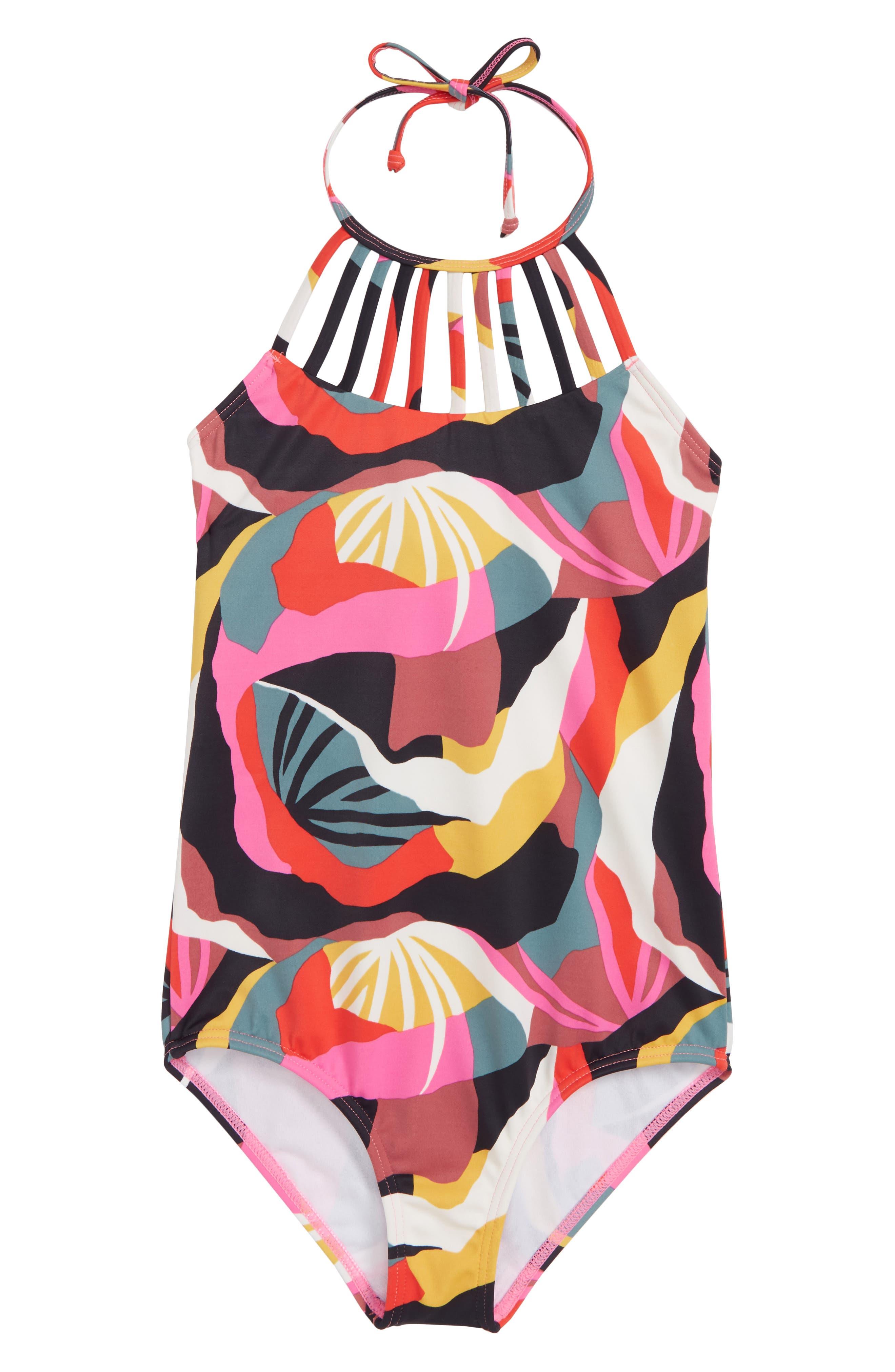 Perfect Billabong Dream Time One Piece Swimsuit (Little Girls U0026 Big Girls)