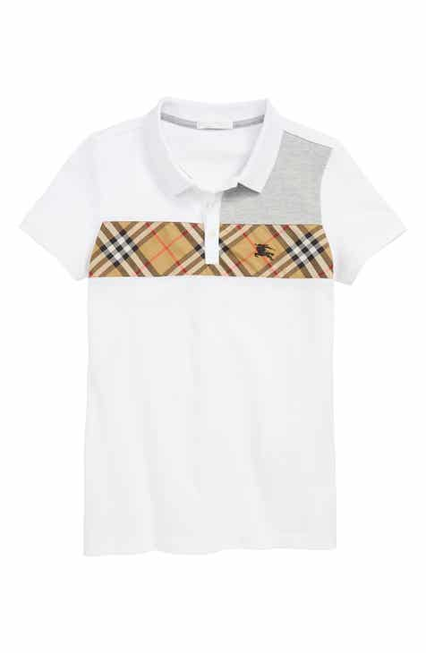 c14825e2760a Burberry Jeff Polo (Little Boys   Big Boys) (Regular Retail Price   120)