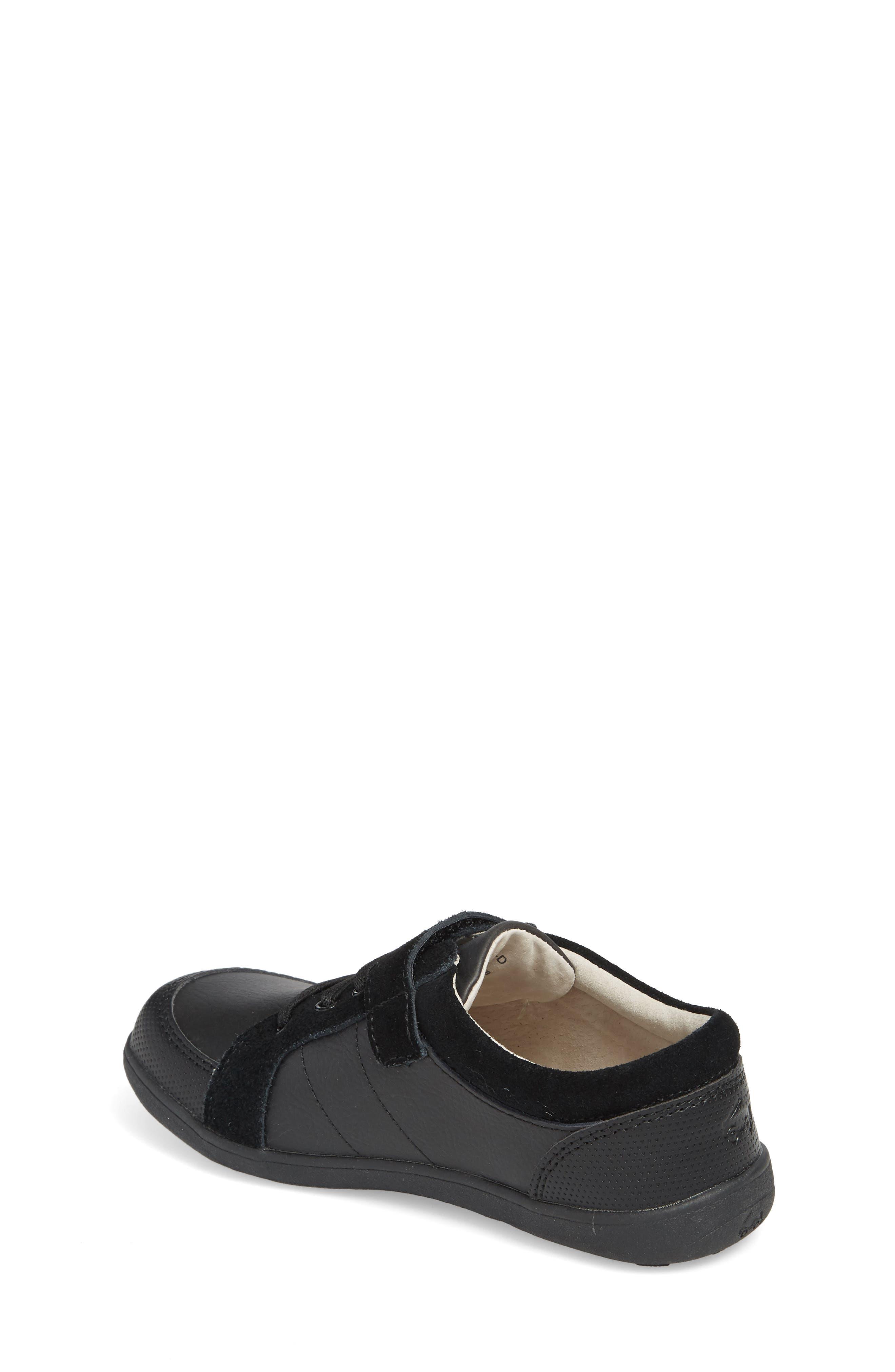 Randal III Sneaker,                             Alternate thumbnail 2, color,                             Black
