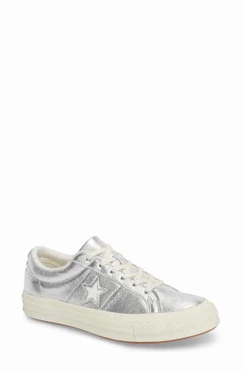d1b2c1e8ca51f5 Converse One Star Heavy Metal Low Top Sneaker (Women)