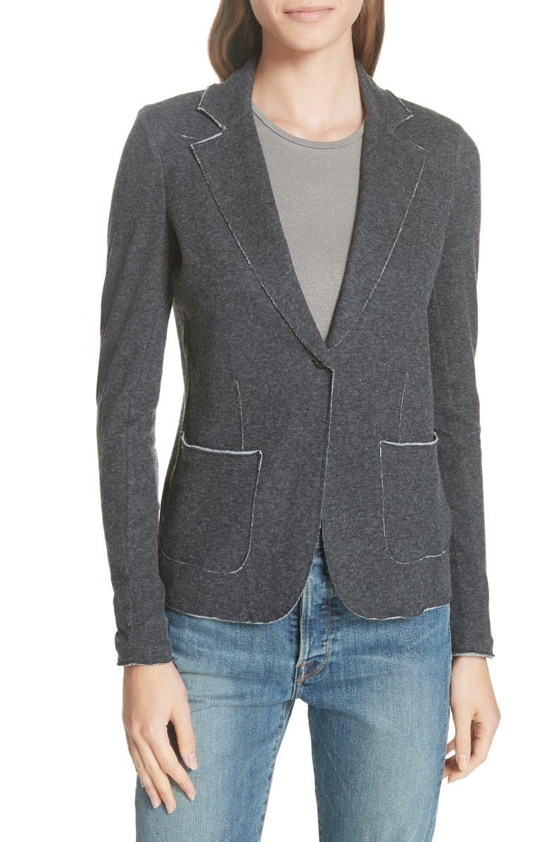 Cotton  Cashmere Blazer