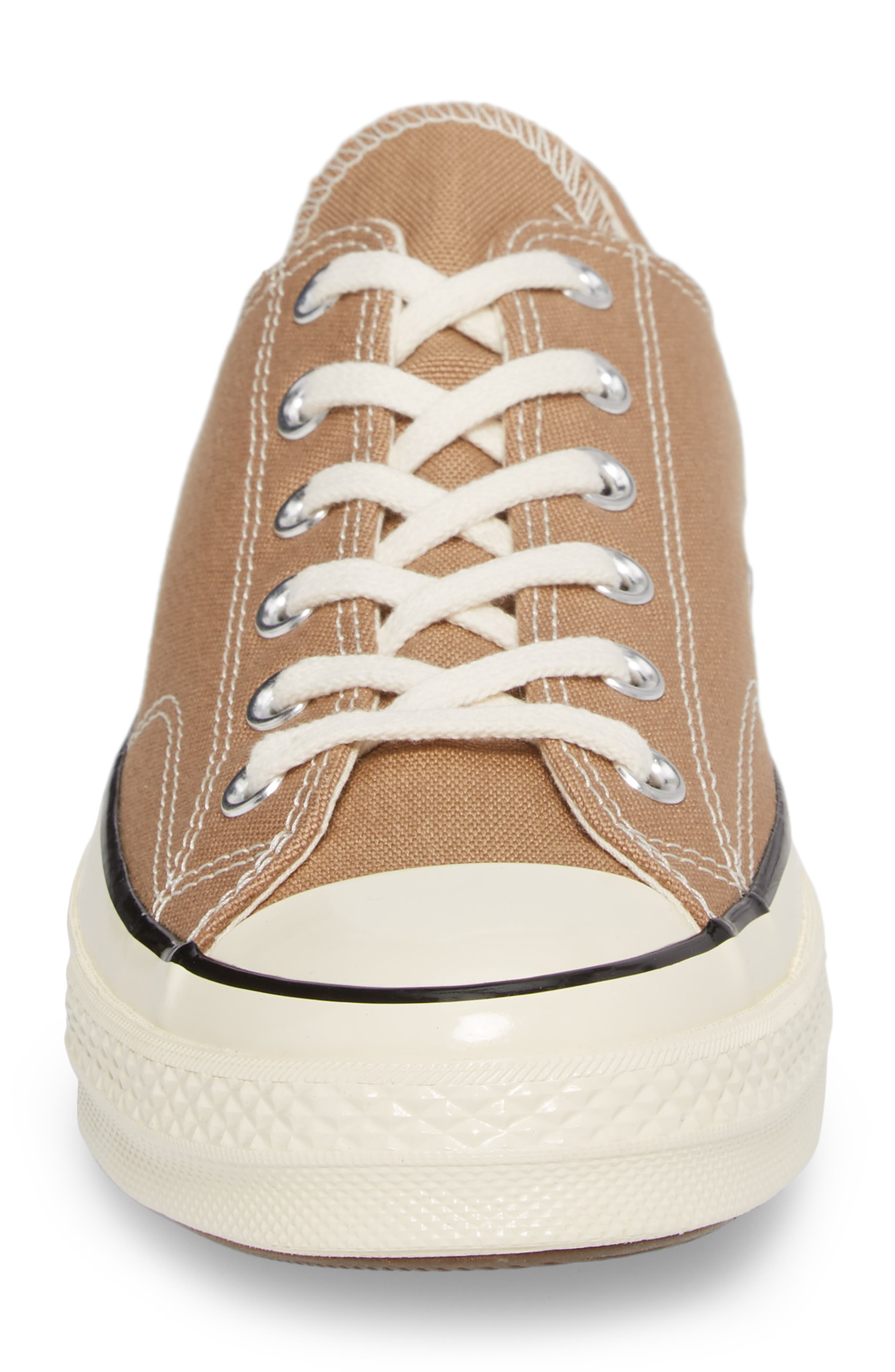 Chuck Taylor<sup>®</sup> All Star<sup>®</sup> 70 Heritage Sneaker,                             Alternate thumbnail 5, color,                             Teak Canvas