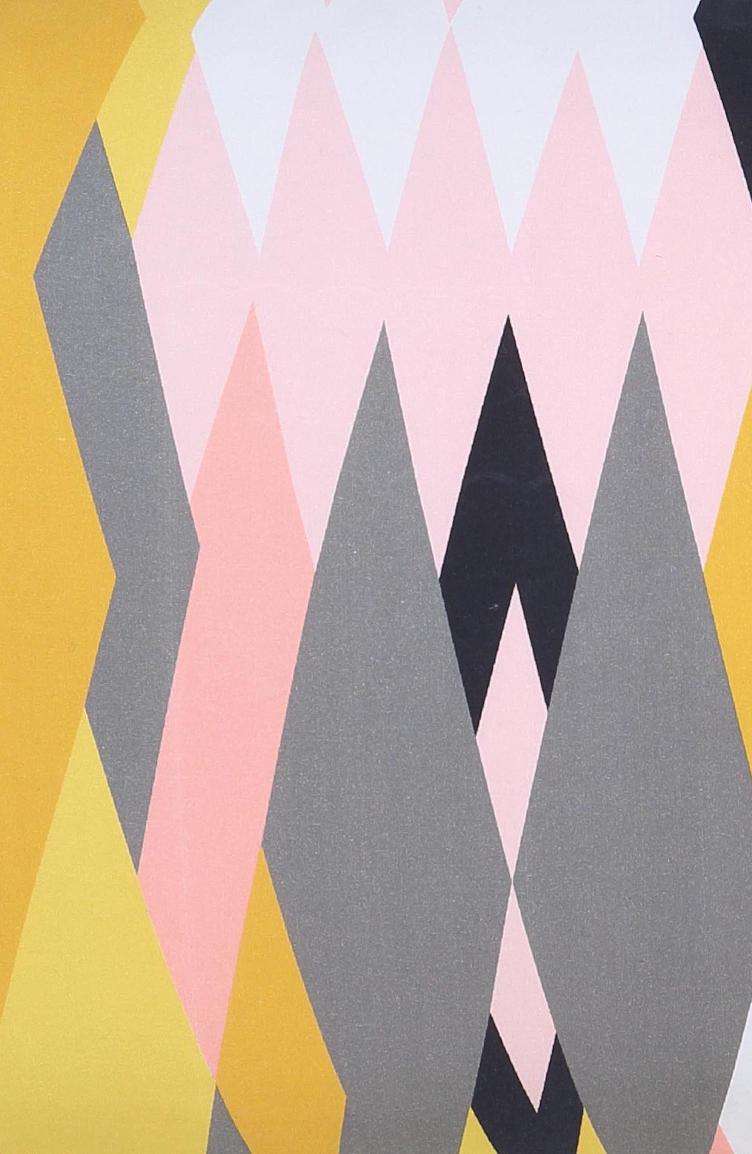 Croc Desert Fitted Cotton Sheet,                             Alternate thumbnail 2, color,                             Multi