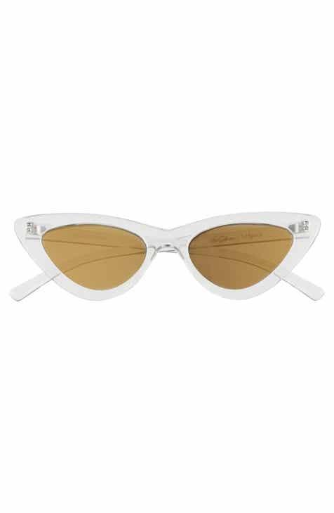 7d68dc50d84 Adam Selman x Le Specs Luxe Lolita 49mm Cat Eye Sunglasses