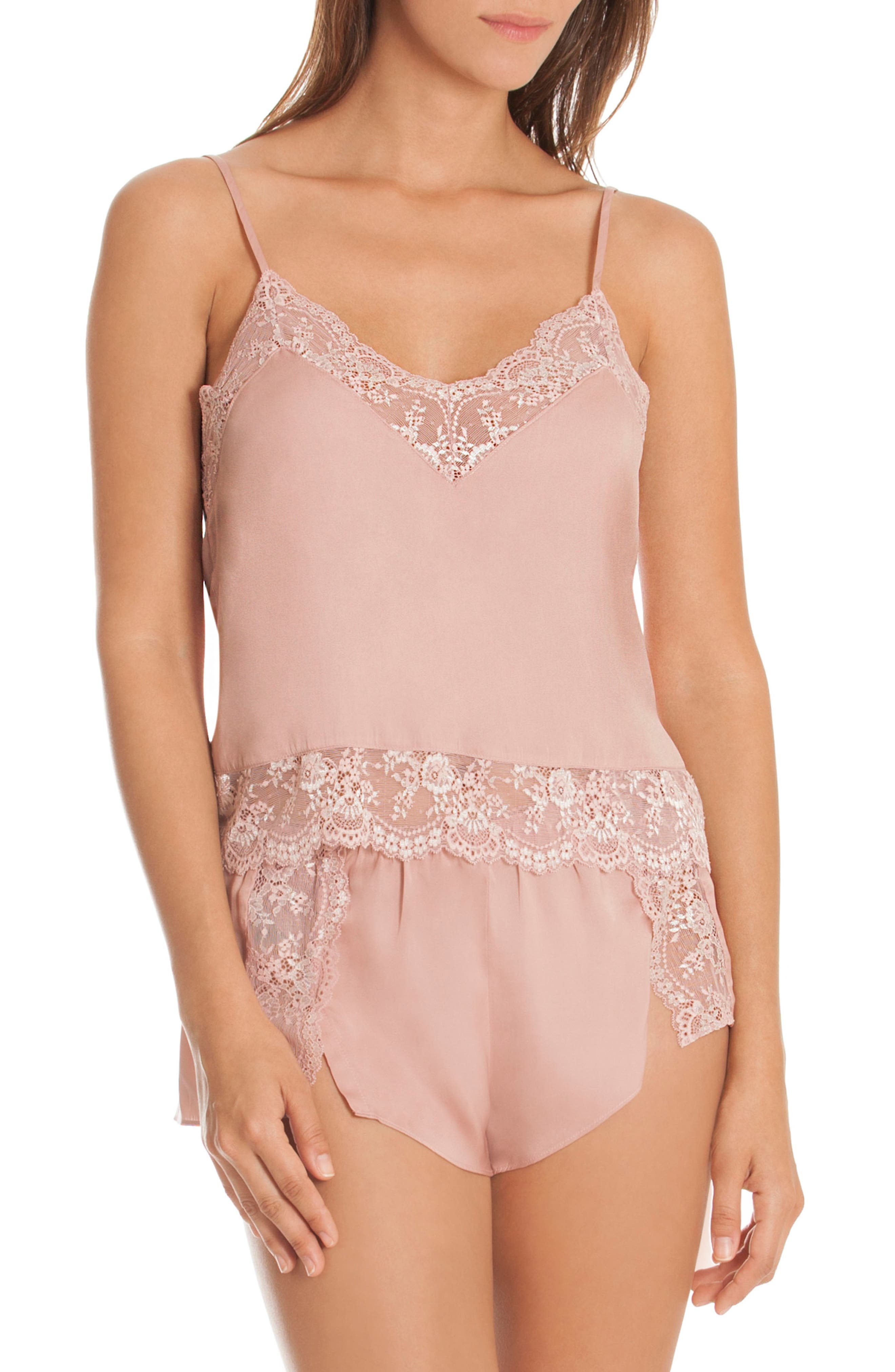 IN BLOOM BY JONQUIL CAMI SHORT PAJAMAS