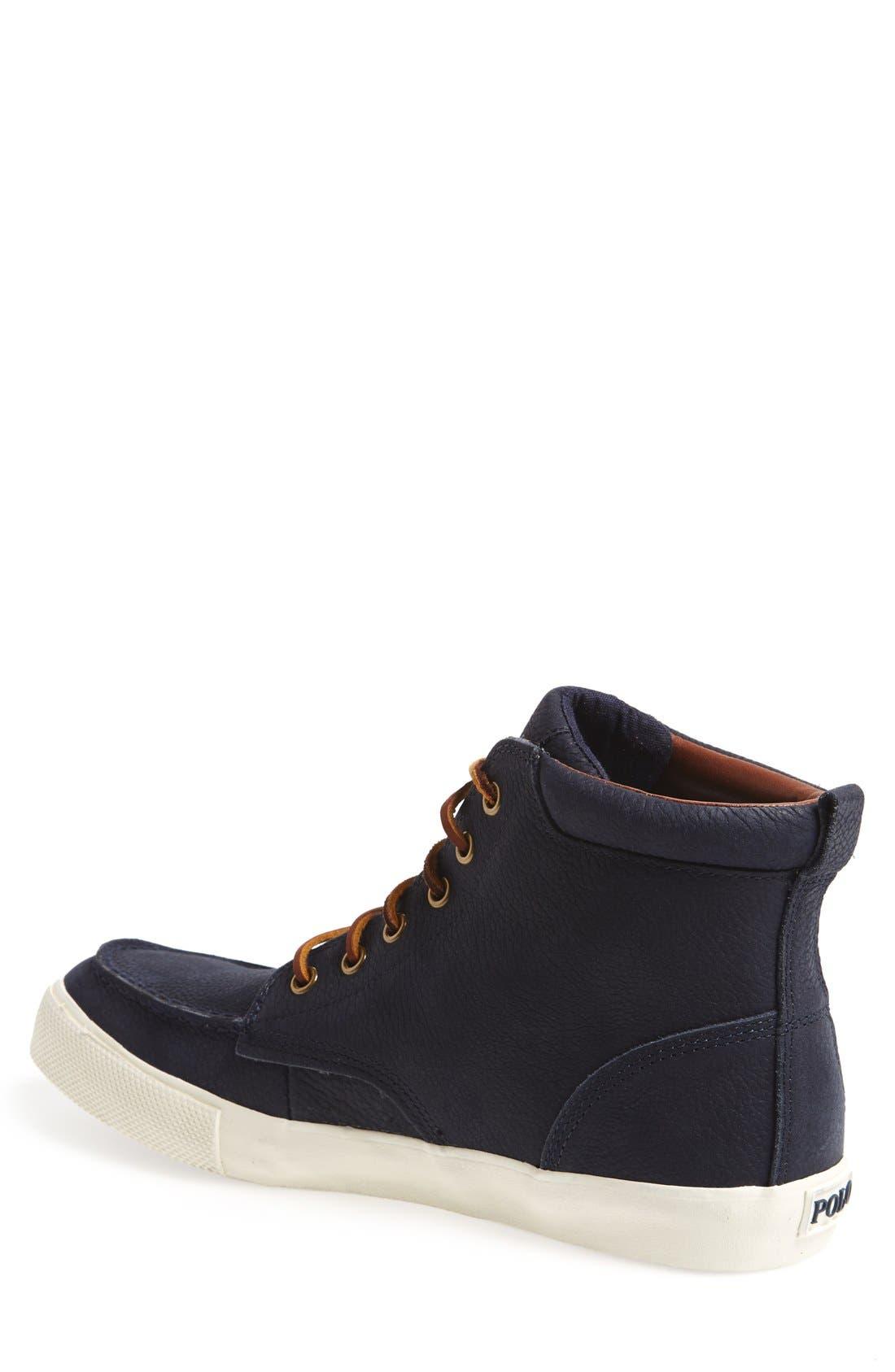 Alternate Image 2  - Polo Ralph Lauren 'Tedd' Sneaker (Men)