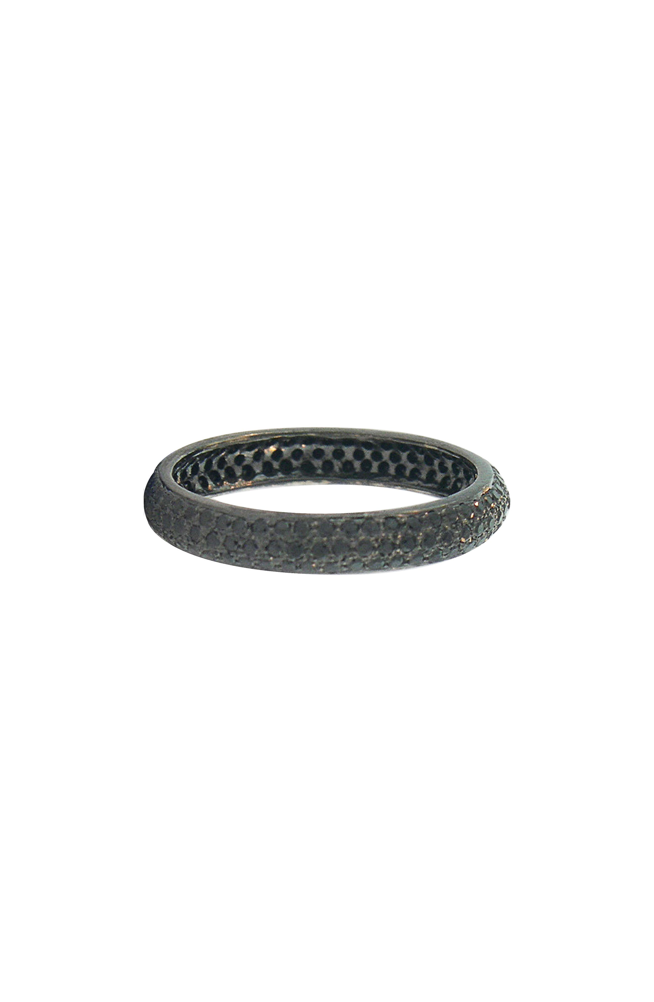 SETHI COUTURE PAVE DIAMOND BAND RING