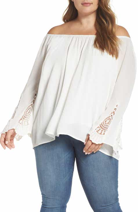 Tart Kosta Off The Shoulder Top Plus Size