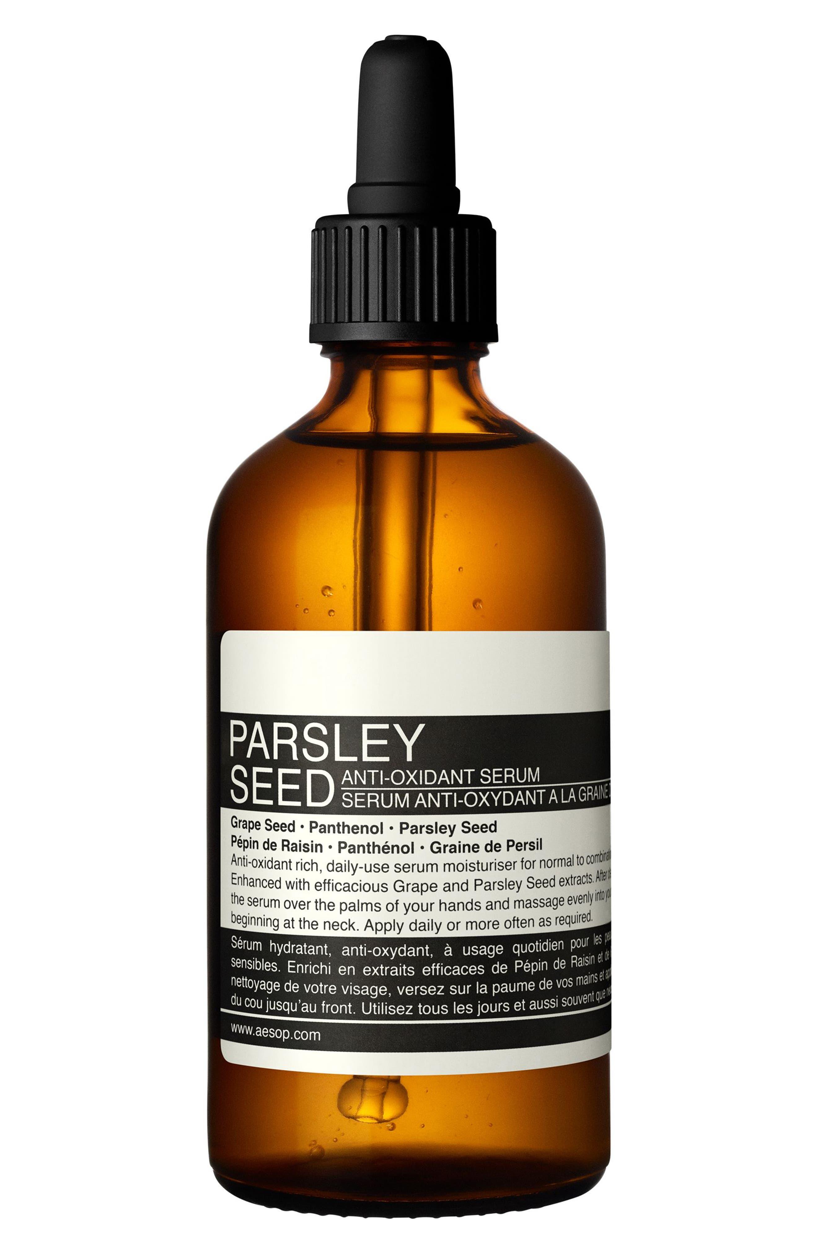 Parsley Seed Anti-Oxidant Serum,                             Main thumbnail 1, color,                             None