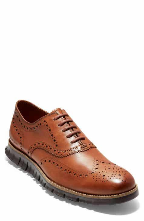 men s brown dress shoes nordstrom