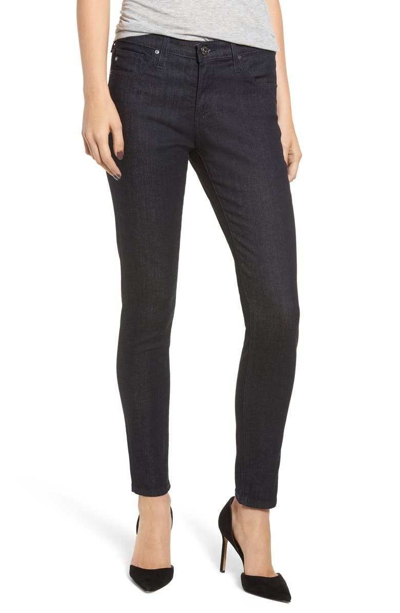 The Legging Ankle Super Skinny Jeans