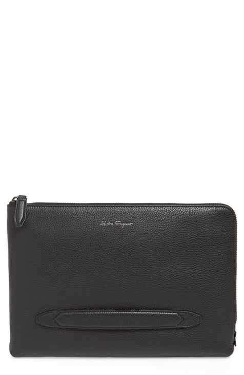 Salvatore Ferragamo Firenze Leather Portfolio aafe61e4aa800