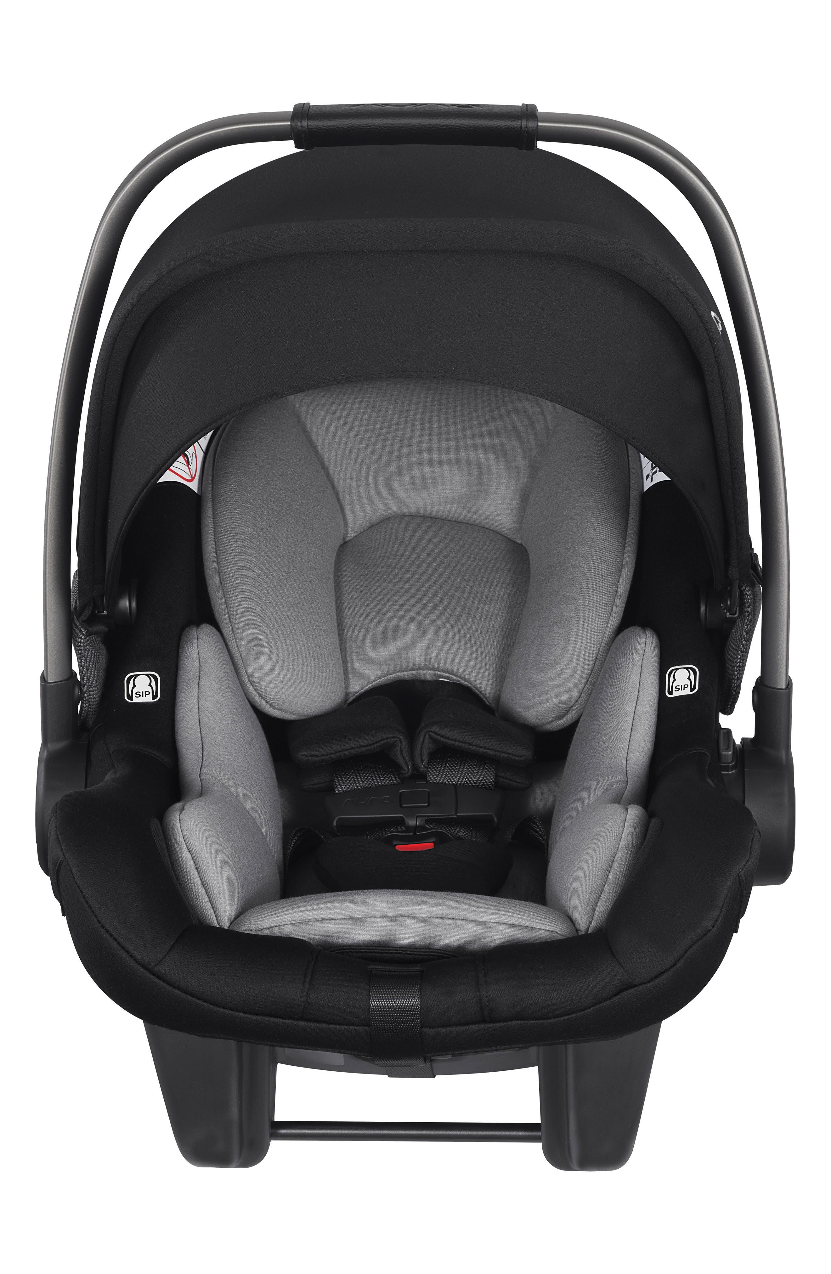 2019 MIXX<sup>™</sup> Stroller & PIPA<sup>™</sup> Lite LX Infant Car Seat Set Travel System,                             Alternate thumbnail 17, color,                             Verona Caviar