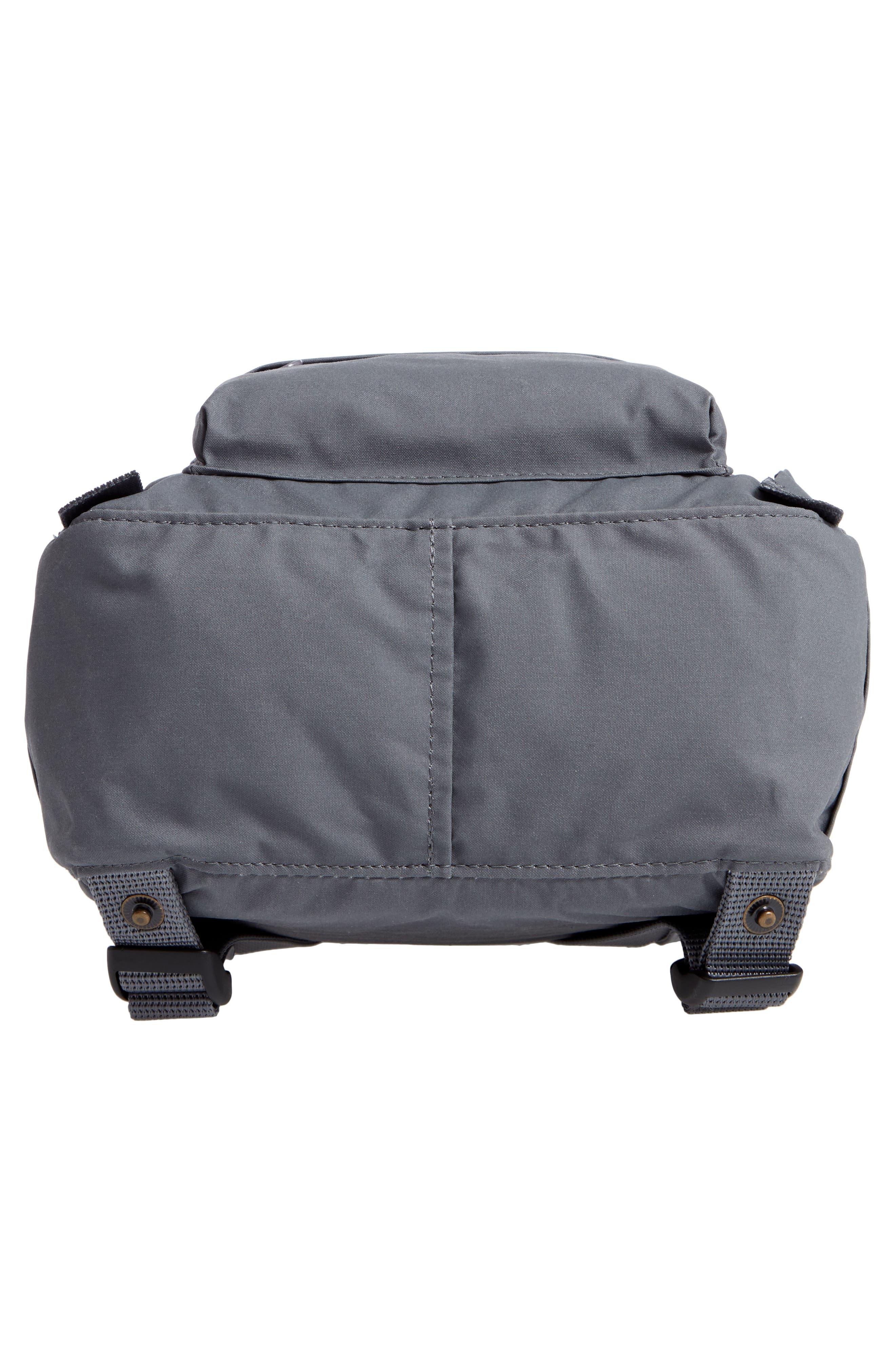 'Mini Kånken' Water Resistant Backpack,                             Alternate thumbnail 3, color,                             Super Grey