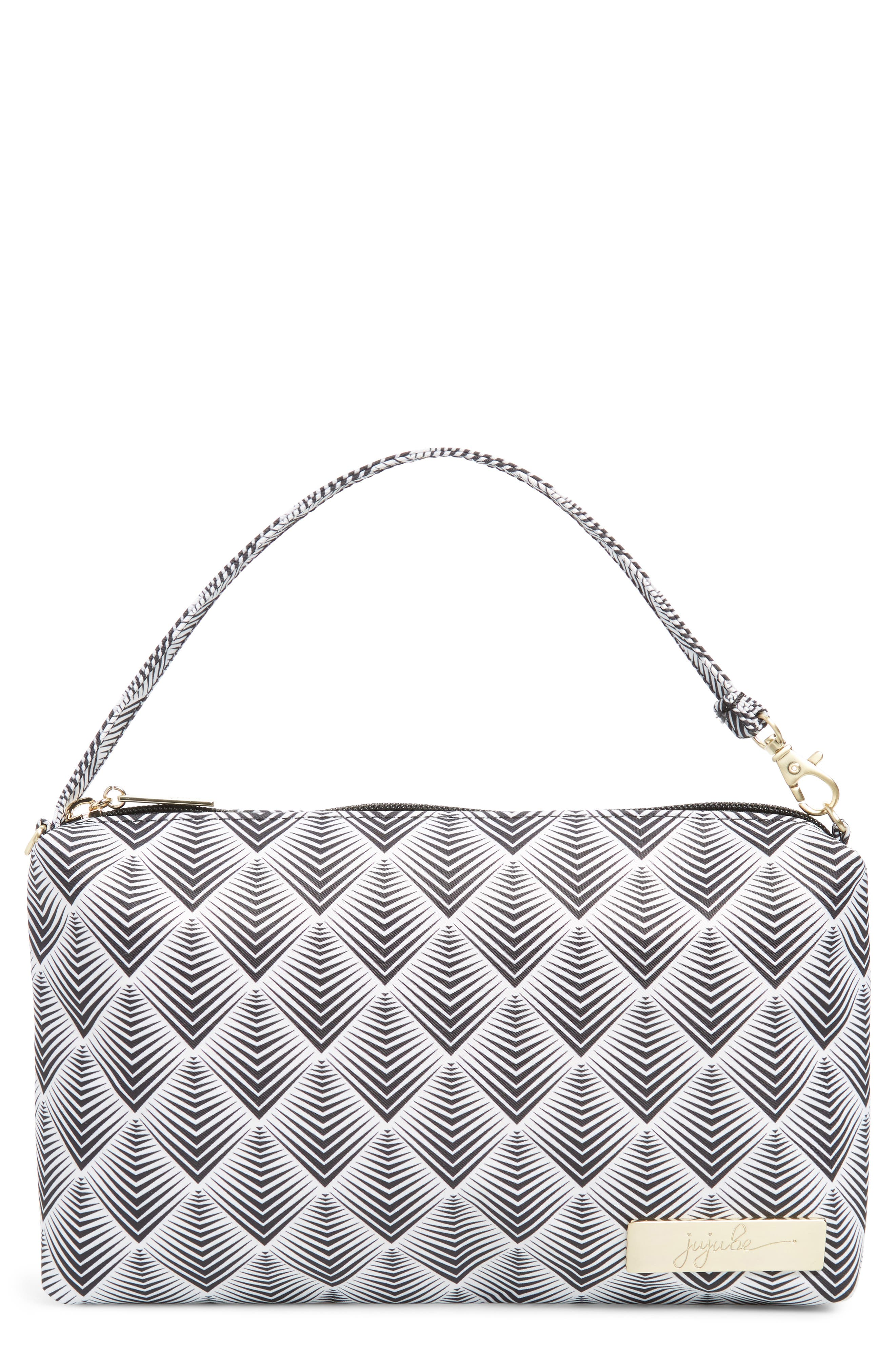 'Legacy Be Quick' Wristlet Pouch,                         Main,                         color, The Cleopatra