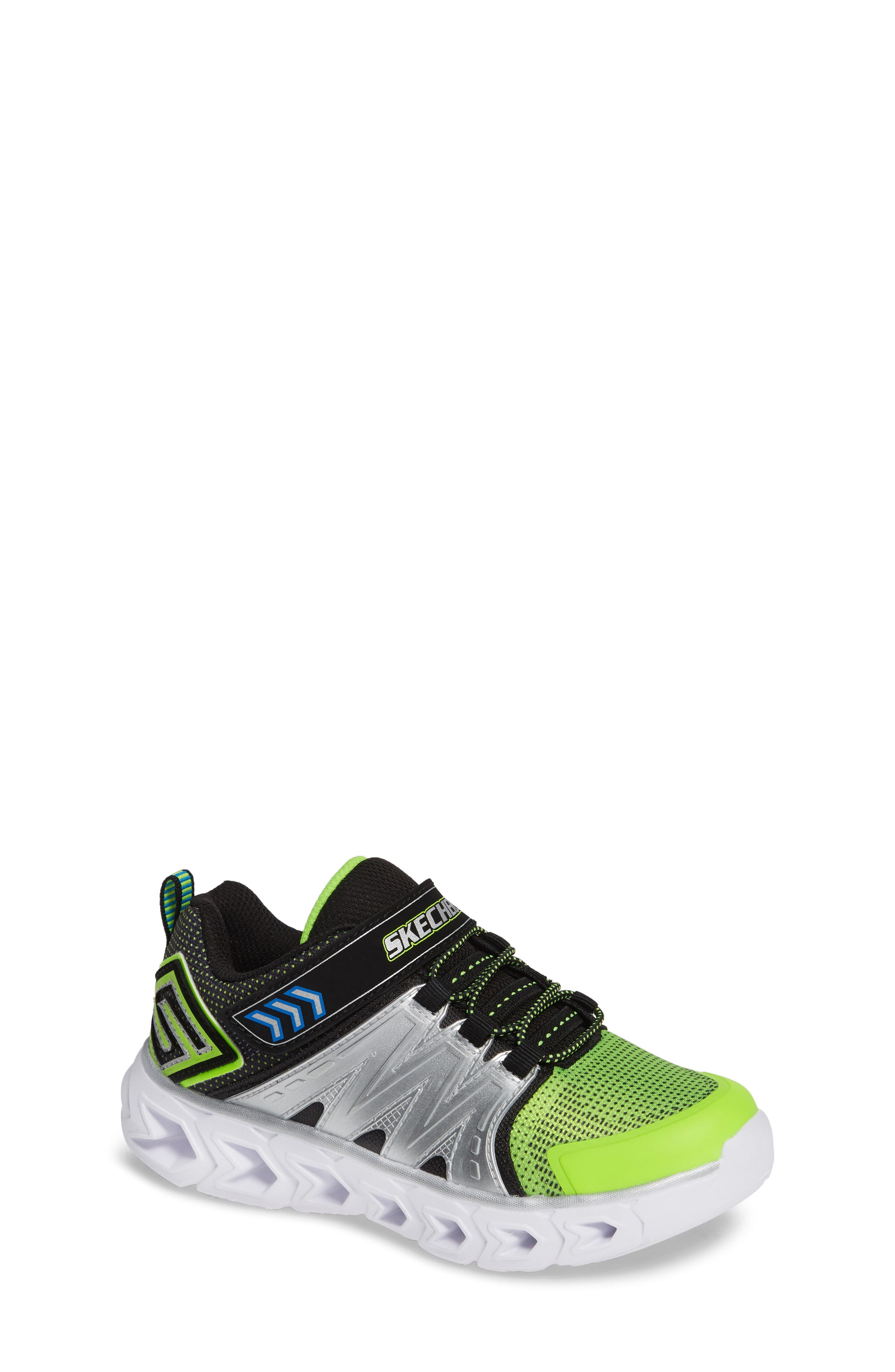 Hypno-Flash 2.0 Sneakers,                             Main thumbnail 1, color,                             Lime/ Black