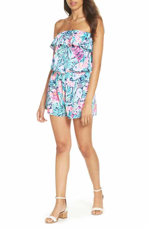 Lilly Pulitzer® Anja Sleeveless Romper