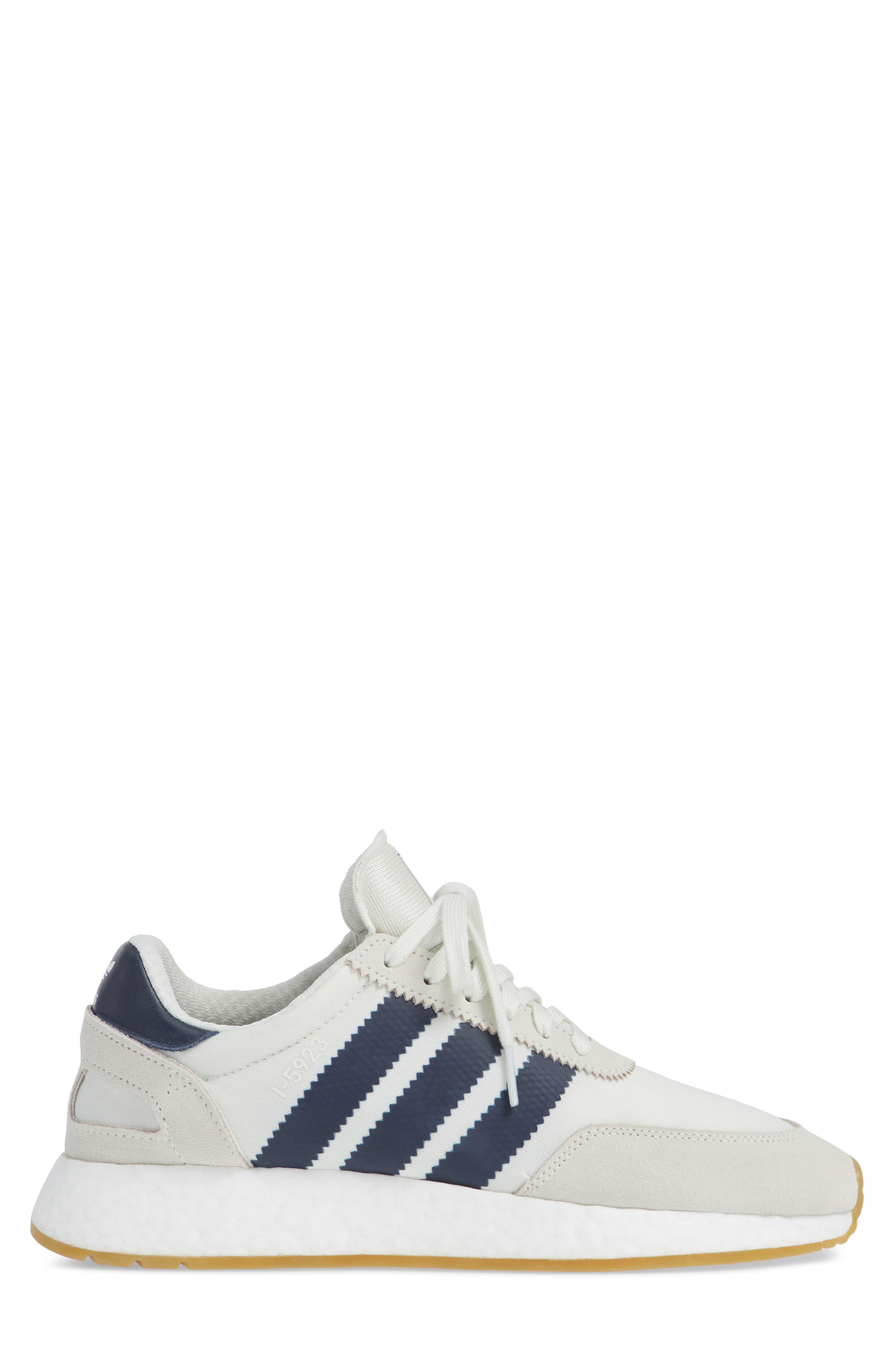 I-5923 Sneaker,                             Alternate thumbnail 6, color,                             White/ Grey/ Gum