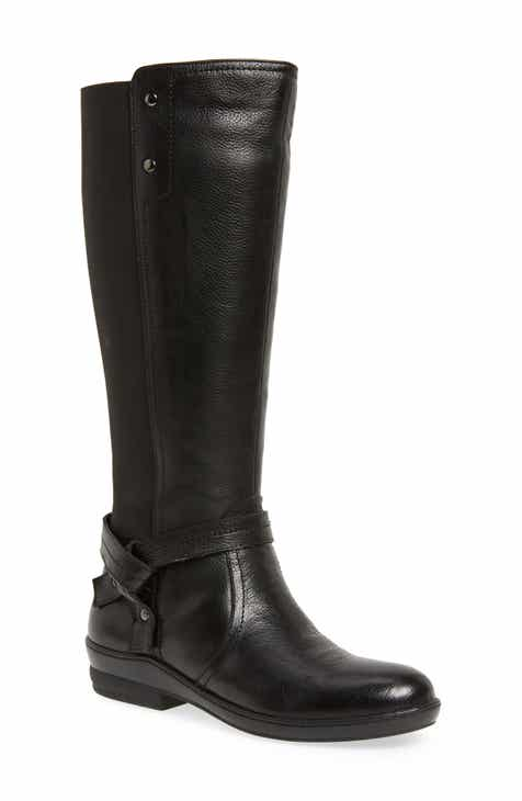 bc06ebfb032 David Tate Memphis 16 Stretch Back Boot (Women) (Wide Calf)