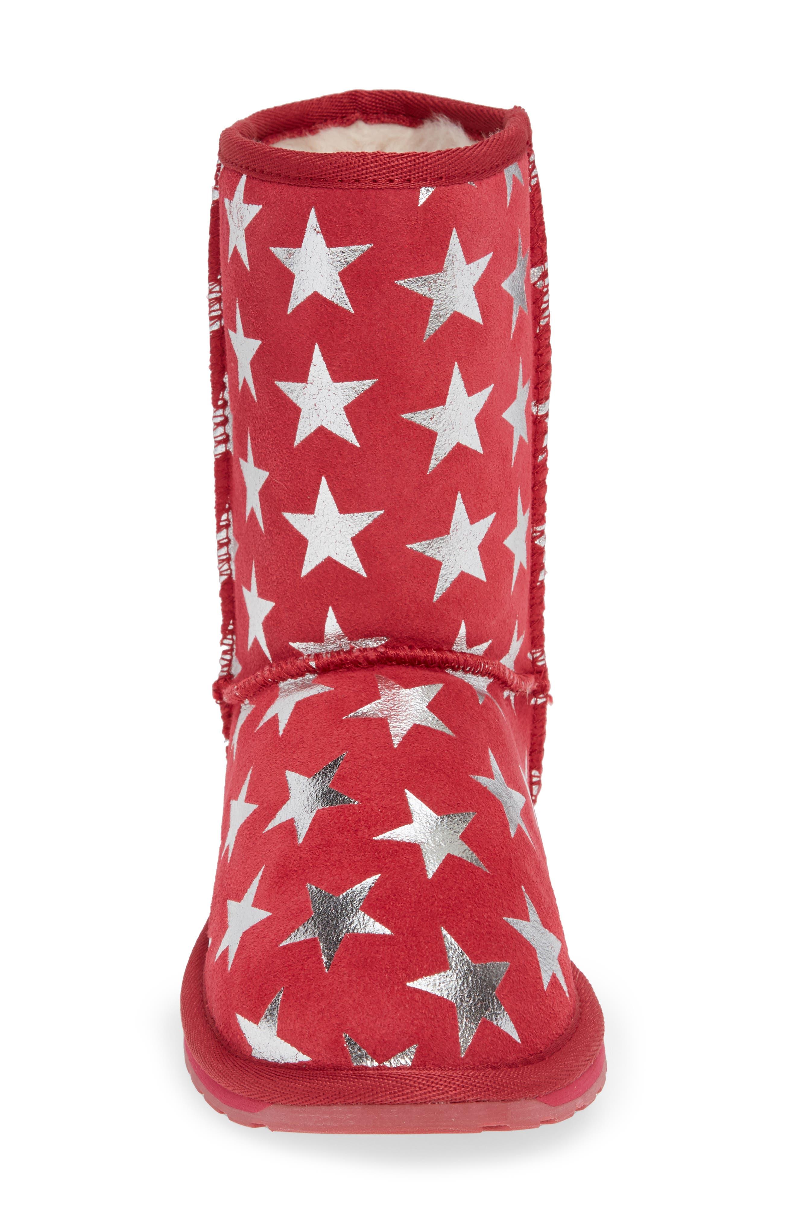 EMUAustralia Starry Night Boot,                             Alternate thumbnail 6, color,                             Fuchsia