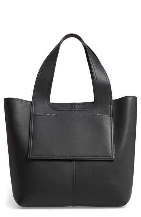 Victoria Beckham A Leather Tote