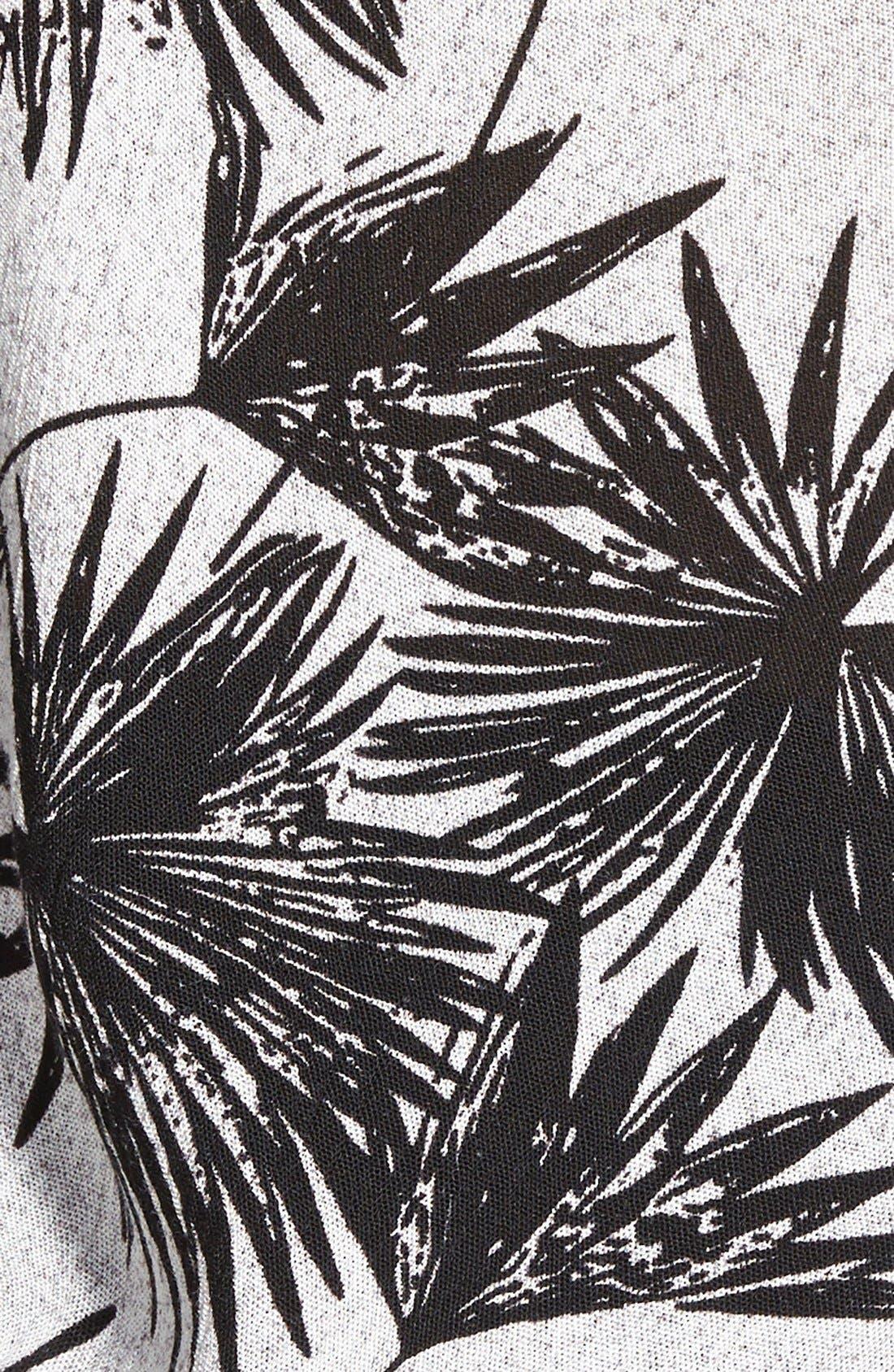 Alternate Image 3  - Lush Tropical Print Tank