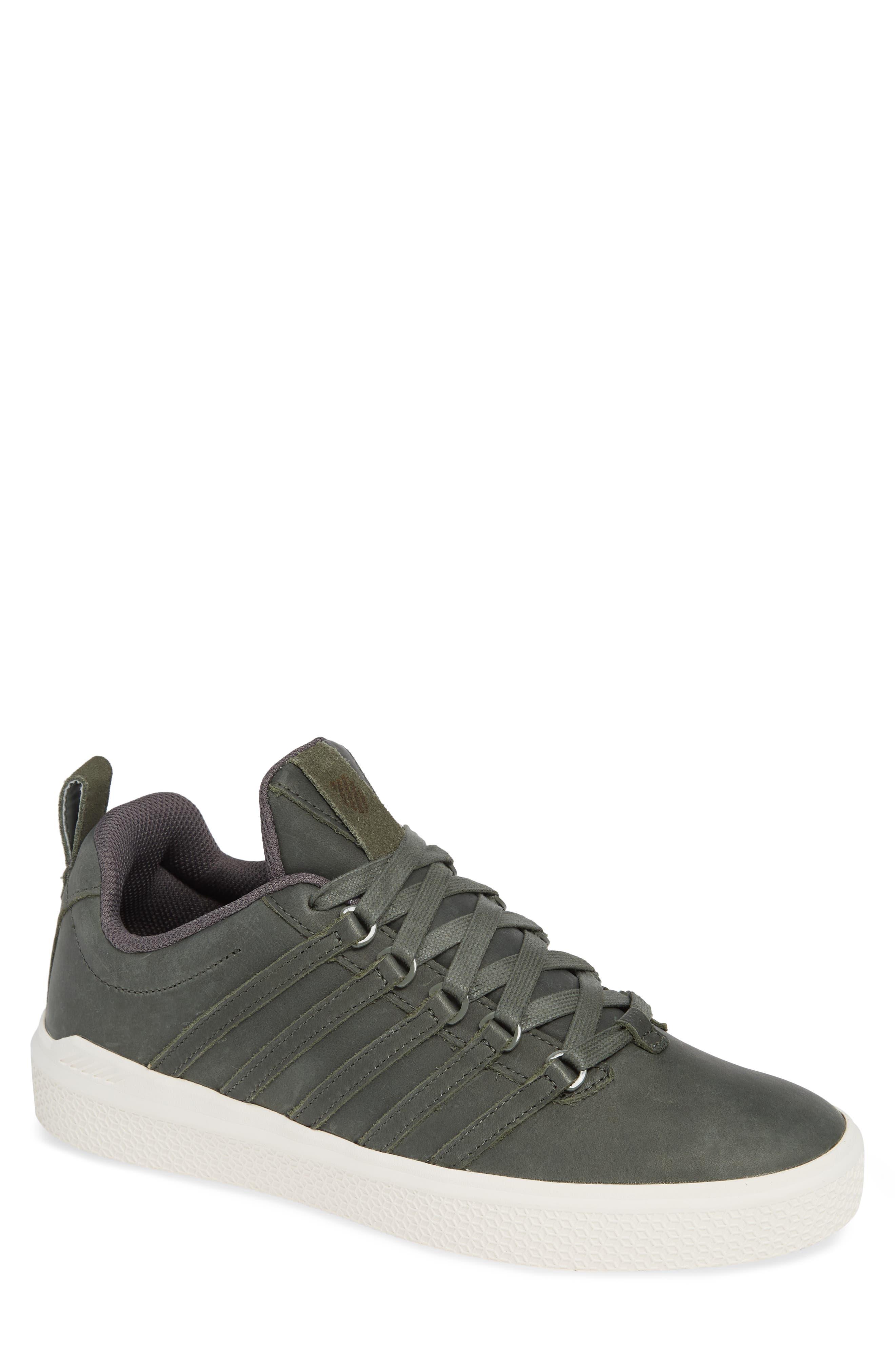 K-SWISS Donovan Sneaker in Agave Green/ Charcoal