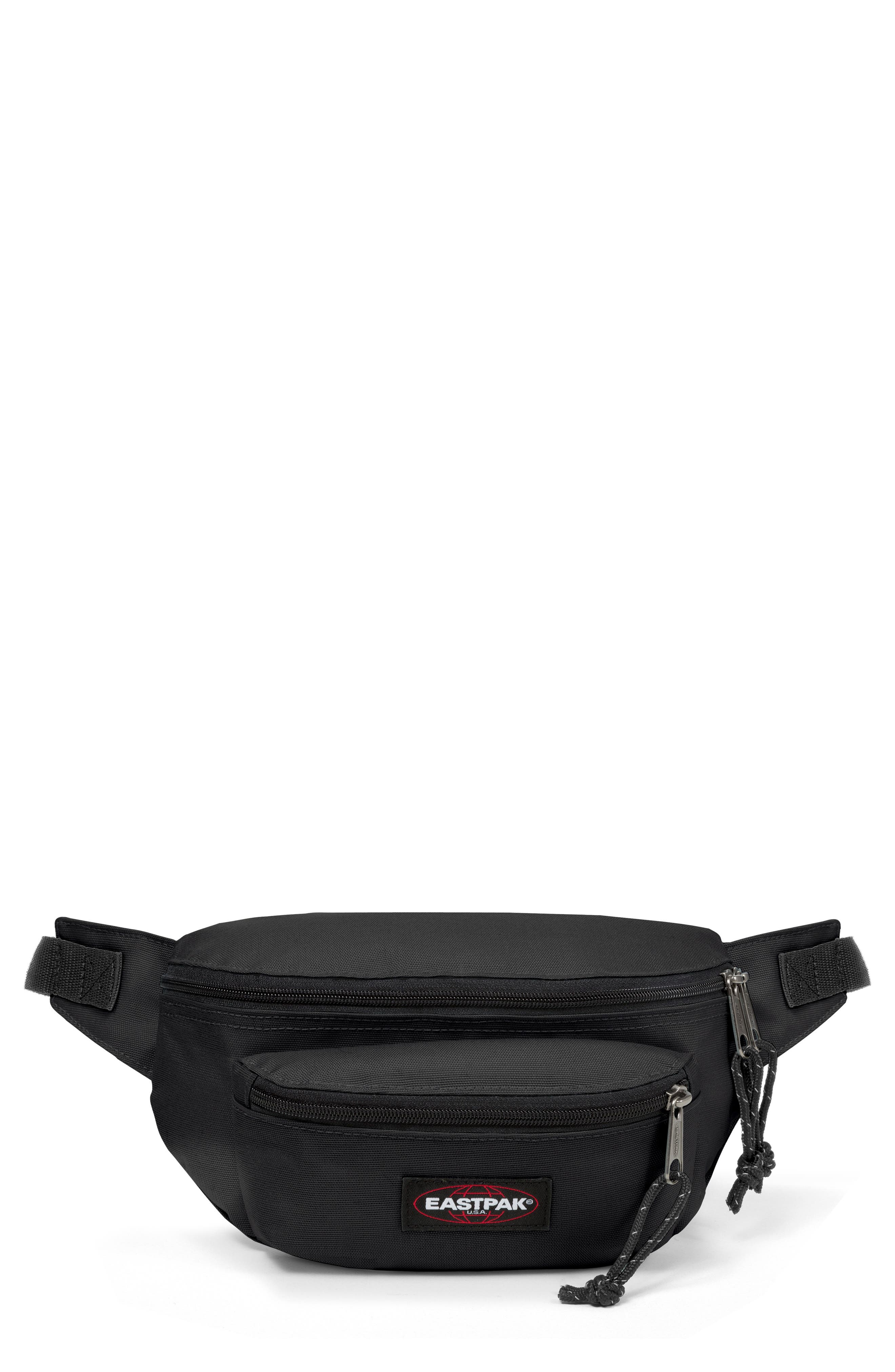 DOGGY BELT BAG - BLACK