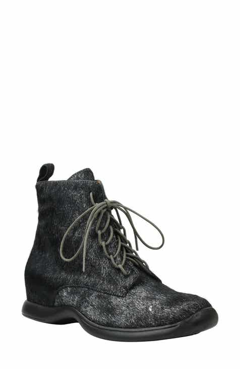 bf7b5cbbdc L Amour des Pieds Adelvina Genuine Calf Hair Boot (Women)