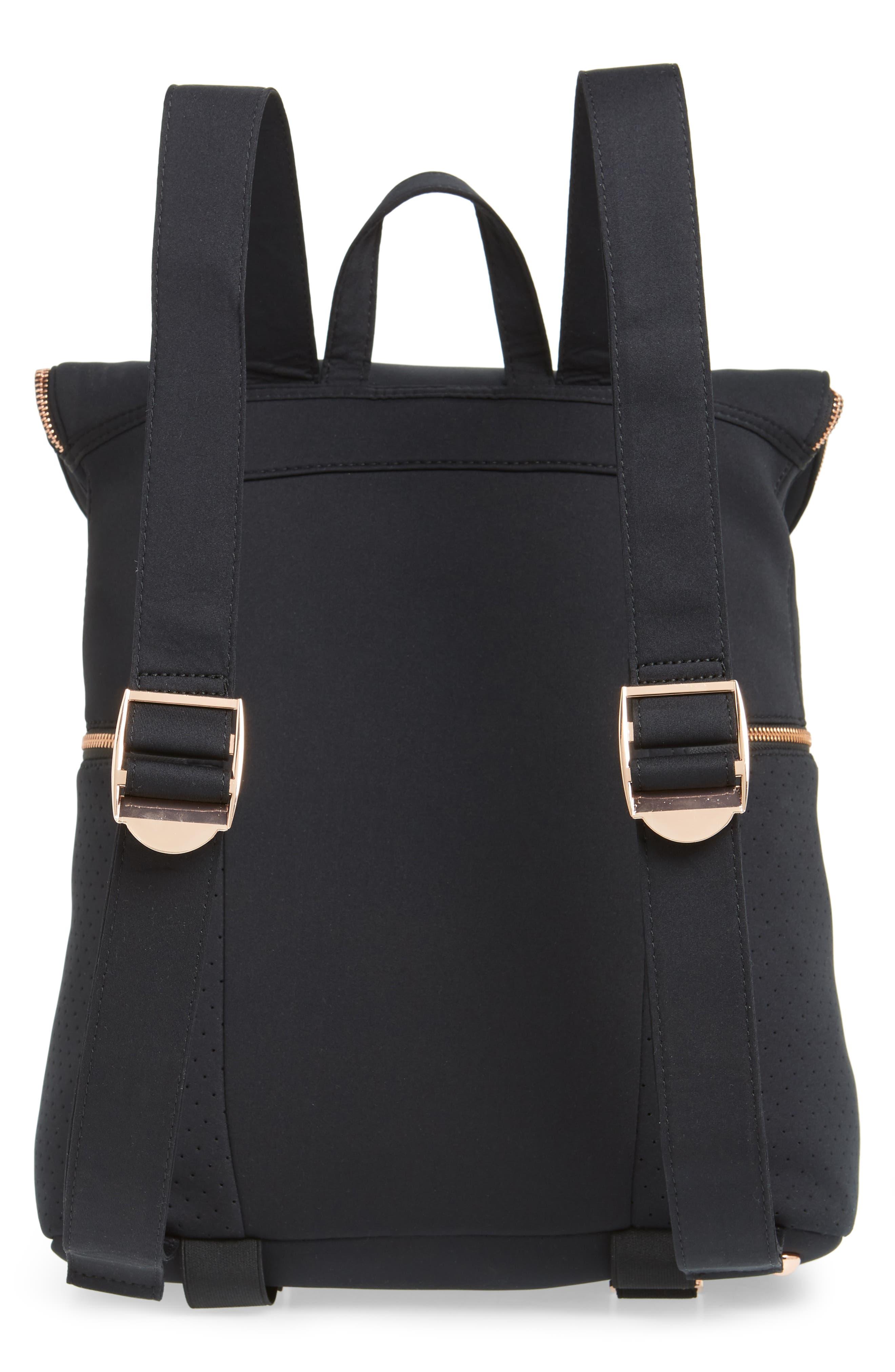 All Sport Backpack,                             Alternate thumbnail 4, color,                             Black