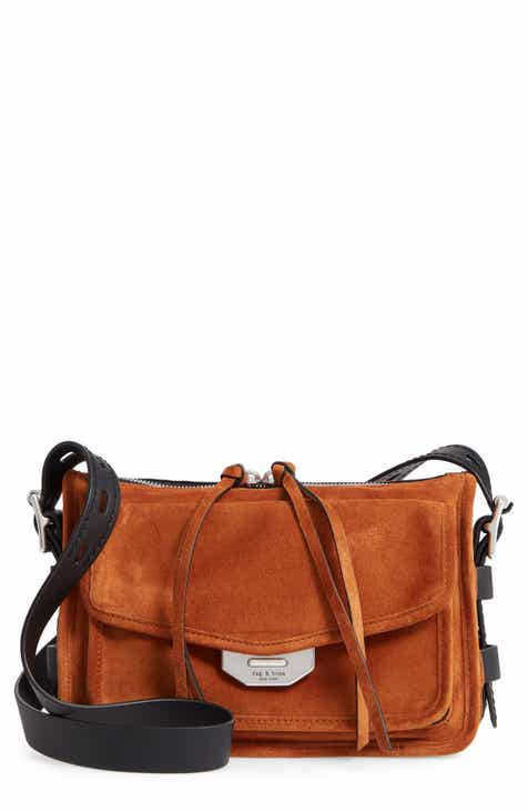 910db020469 rag & bone Small Field Leather Messenger Bag