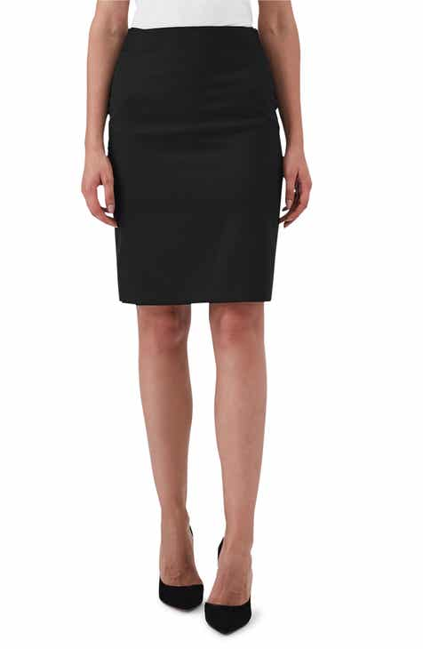 Reiss Harper Stretch Wool Blend Pencil Skirt by REISS