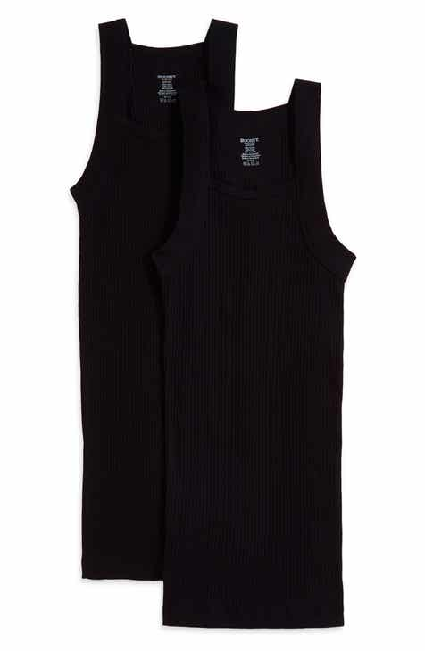 46a0692837c666 2(x)ist 2-Pack Cotton Tank Top