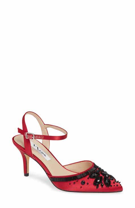 e3579d1c64ba Women s Red Heels