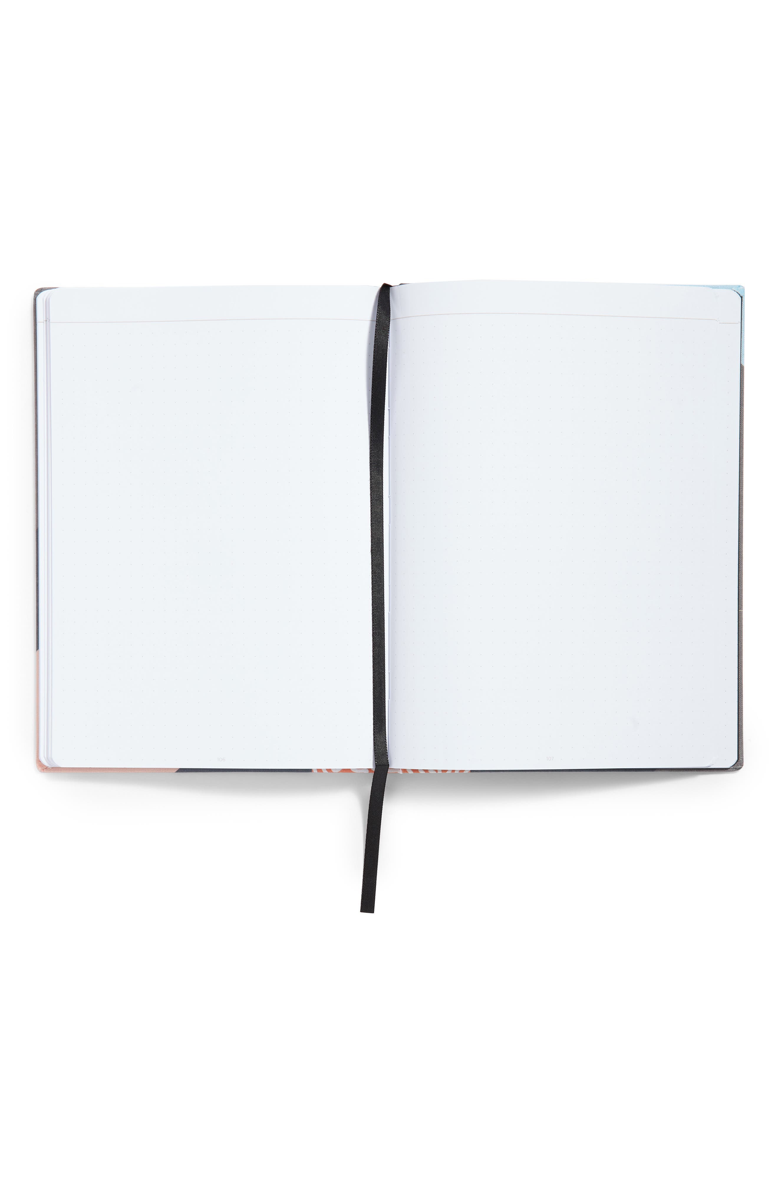Giratoire Roundabout Notebook,                             Alternate thumbnail 2, color,                             Multi