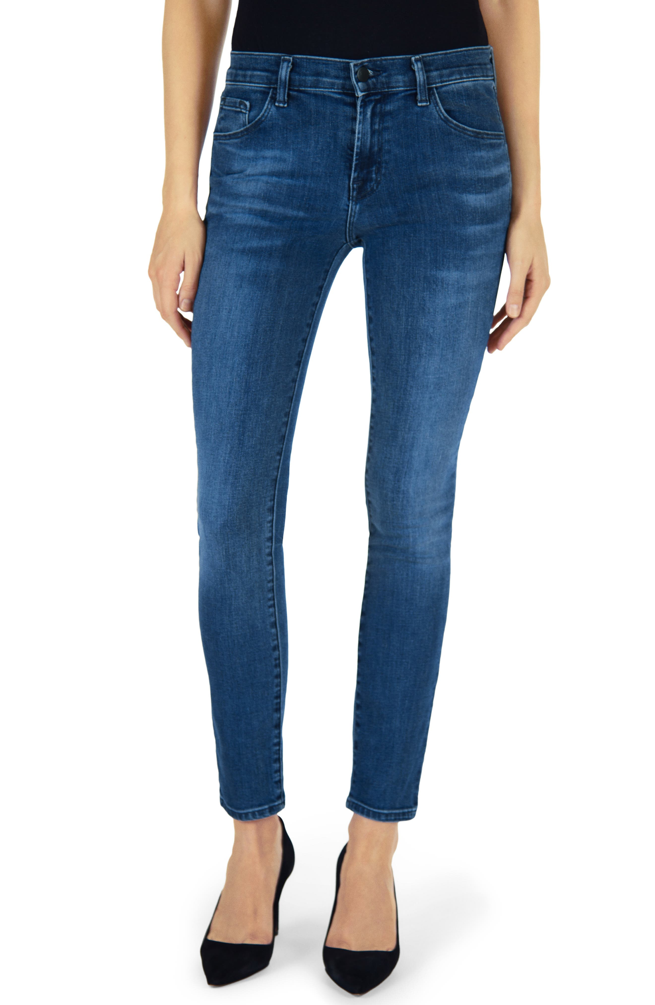 811 Skinny Jeans,                         Main,                         color, Fuse