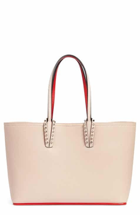Christian Louboutin Small Cabata Calfskin Leather Tote ef21bc4b097f7