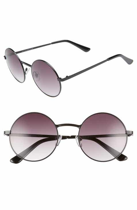 1901 Burke 53mm Round Sunglasses