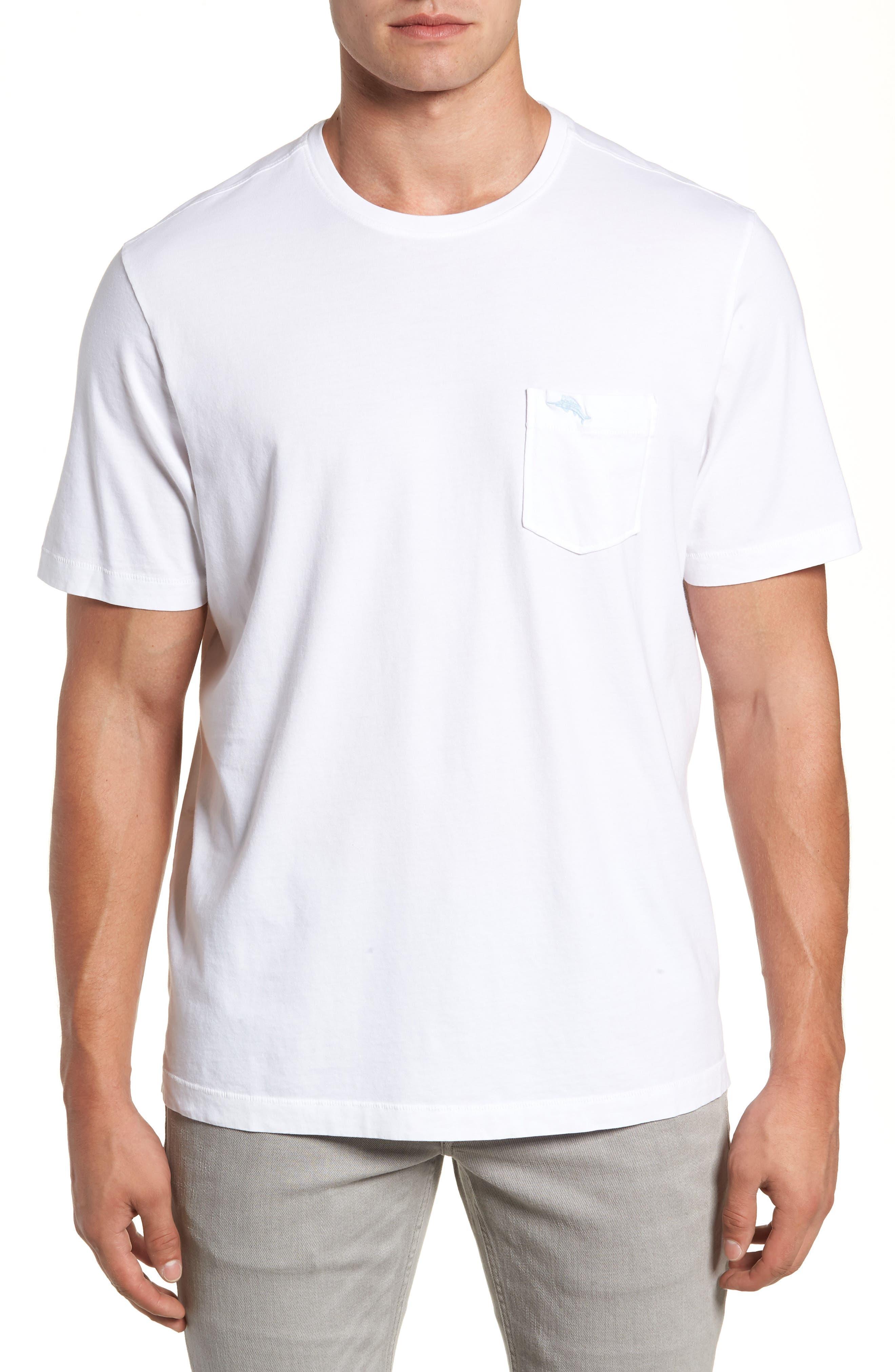 Tommy Bahama Men/'s Tee Shirt Size S,M,L XL,Island Sleepwear Logo Navy*