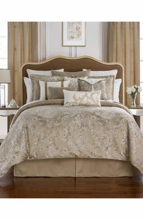 Waterford Chantelle Reversible Comforter Sham Bed Skirt Set