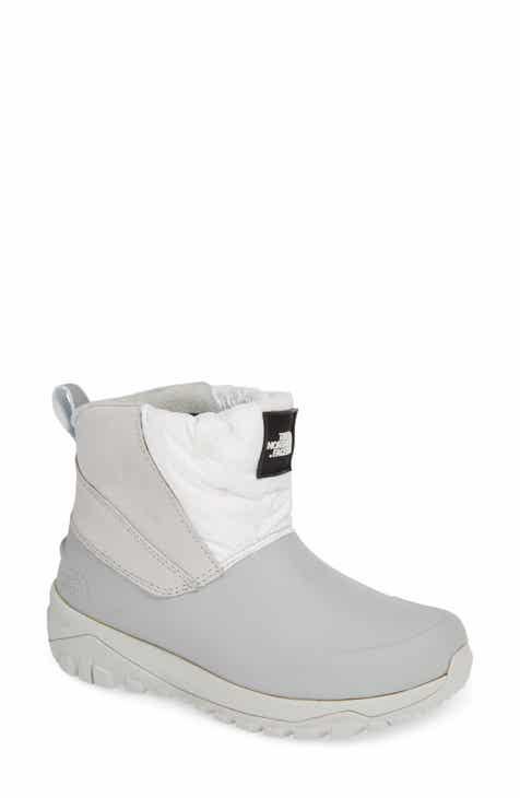 6d117999347c The North Face Yukiona Waterproof Ankle Boot (Women)