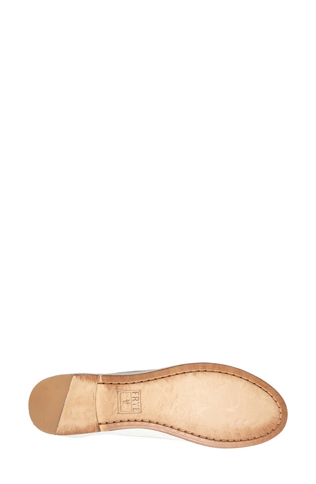 Alternate Image 4  - Frye 'Carson' Ballet Flat (Women)