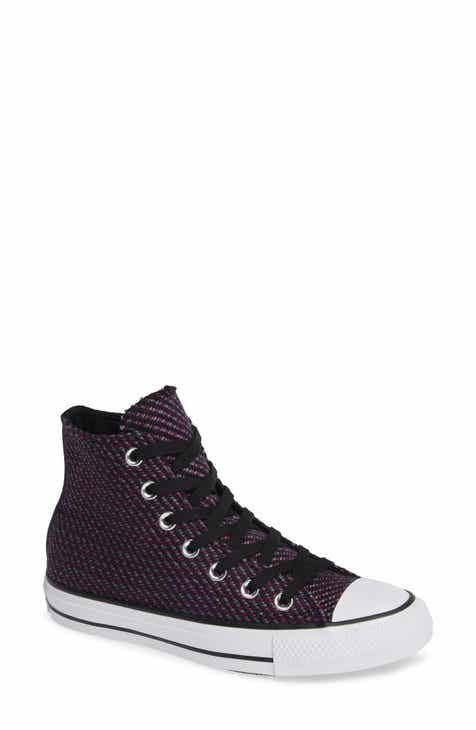 7b600b6adfe06b Converse Chuck Taylor® All Star® Winter Woven High Top Sneaker (Women)