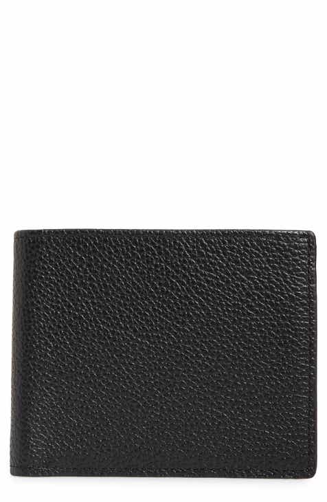 526bd51b3343 Nordstrom Men's Shop Midland RFID Leather Wallet